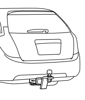メインバーはバンパー裏に設置、もしくは曲げ加工を施し車の外観を損なわない施工 参考画像2