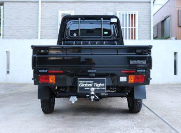 SUBARU(スバル)社製、サンバー (軽トラック)用ヒッチメンバーの施工事例 / メイン画像